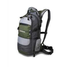 Рюкзак Wenger (цвет — серый/зеленый/серебристый)