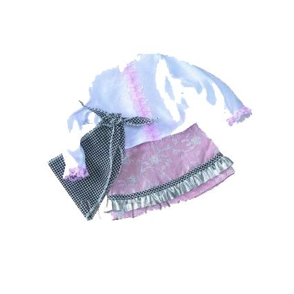 Набор одежды для куклы «Спорт»