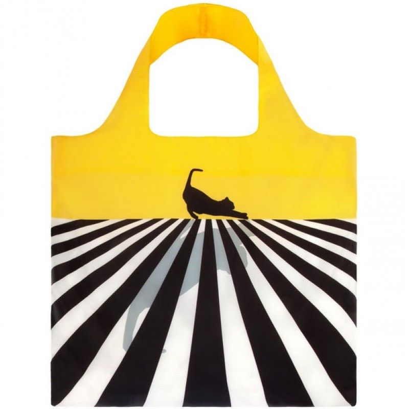 Складная сумка LOQI Pop Cat