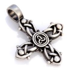Подвеска кельтский крест Bico Magic Knot
