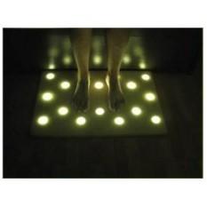 Домашний коврик с LED-подсветкой