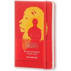 Записная книжка Moleskine Game of Thrones в линейку