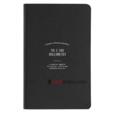 Записная книжка Ogami Professional Small Black Softcover