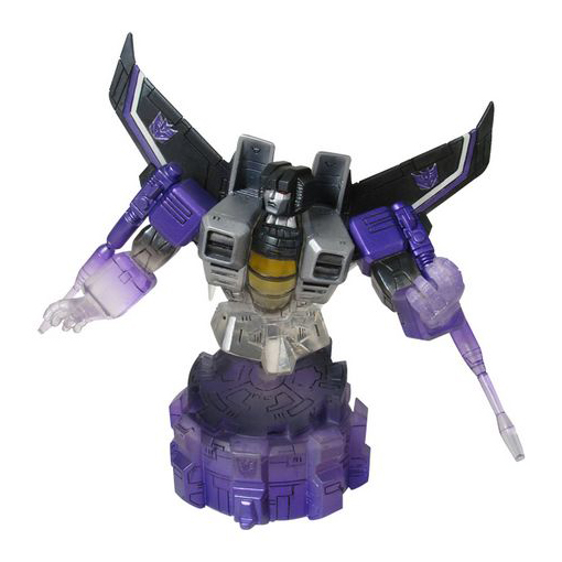Бюст Exclusive Skywarp