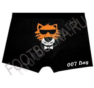 Мужские трусы с тигром 007 Day