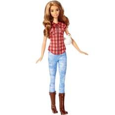 Кукла Mattel Barbie Фермер. Кем быть?