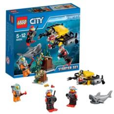 Конструктор Lego City Морская лаборатория