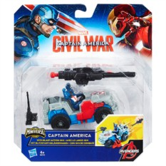 Игровой наборHasbro Avengers Боевая машина Мстителей