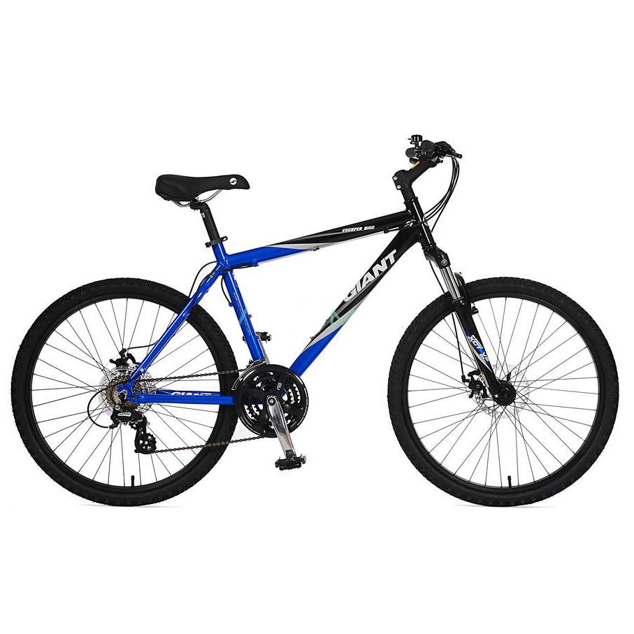 Велосипед GIANT ESCAPER DISC (2009)