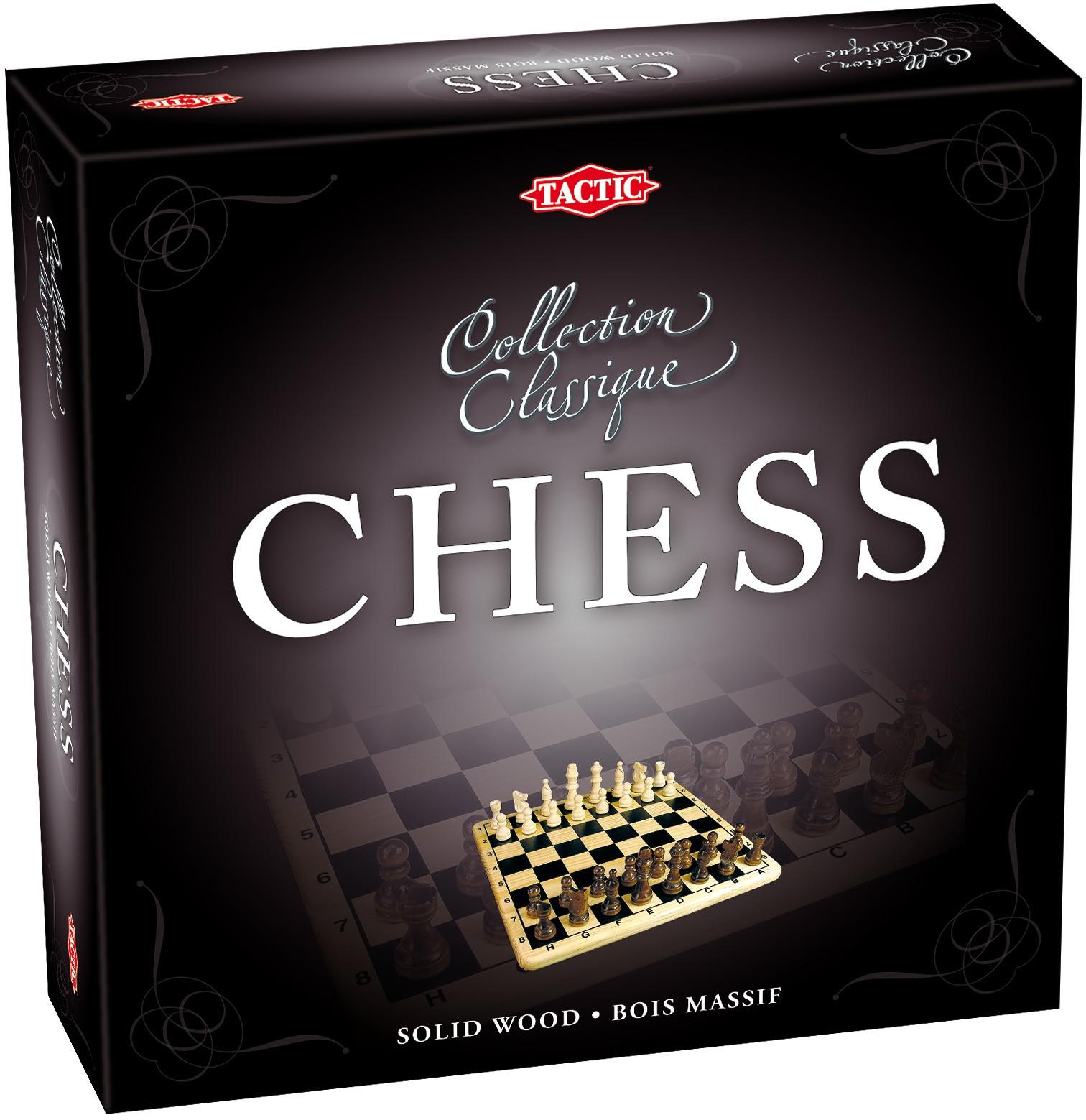 Настольная игра Шахматы Tactic Games