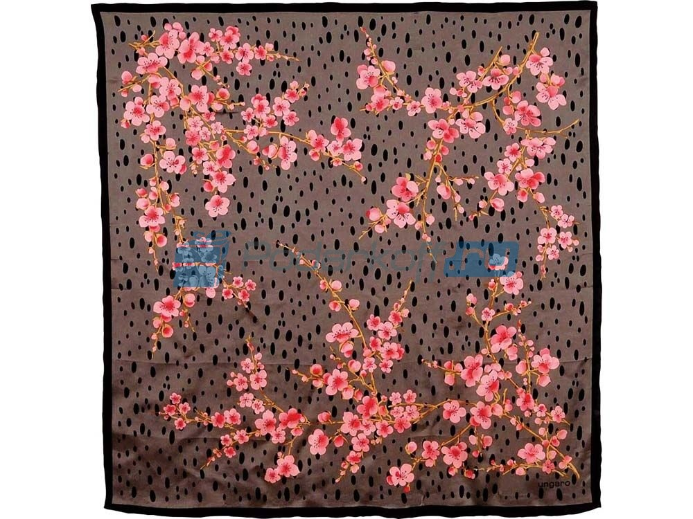Шелковый платок Ungaro