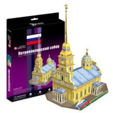3D Пазл Петропавловский собор (Россия)