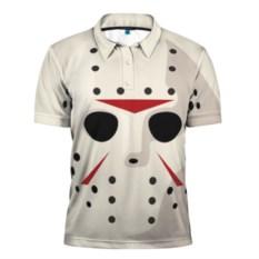 Мужская рубашка поло Friday 13