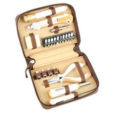 Набор инструментов с фонарем (21 предмет)