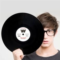 Набор подставок под тарелки в виде пластинки Vinyl Style