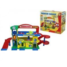 Игровой набор Гараж №1 Премиум с автомобилями в коробке