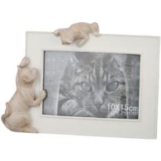 Настольная рамка Коты для фото размером 10 х 15 см