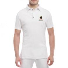 Мужская футболка-поло Праздник пены для бритья