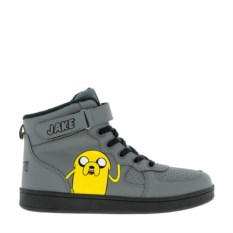 Серые ботинки Adventure Time