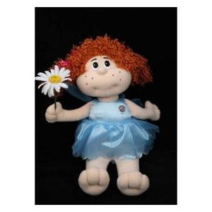 Игрушка «Девочка Веснушка»