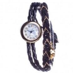 Наручные женские часы Fashion (цвет: черный)