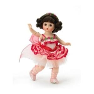 Кукла «Балеринка - цветочек»