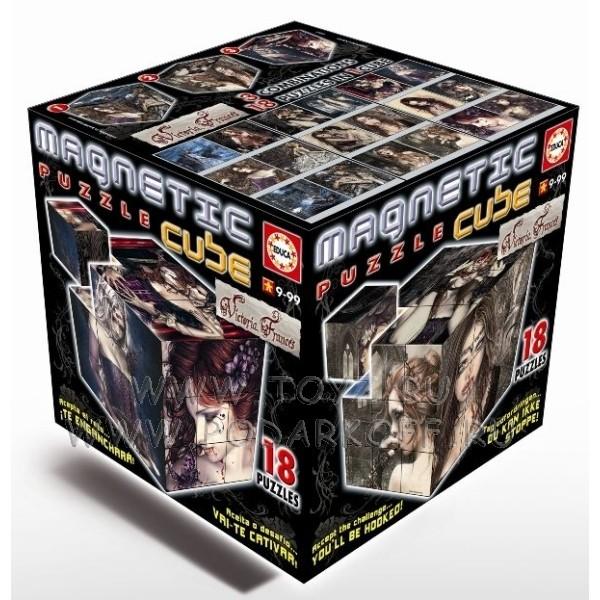 Магические  кубики - готика
