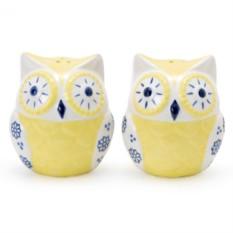 Солонка и перечница Owl