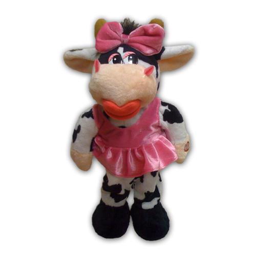 Танцующая и поющая корова «Девочкан»