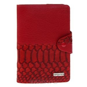 Обложка для паспорта Cangurione, цвет: красный