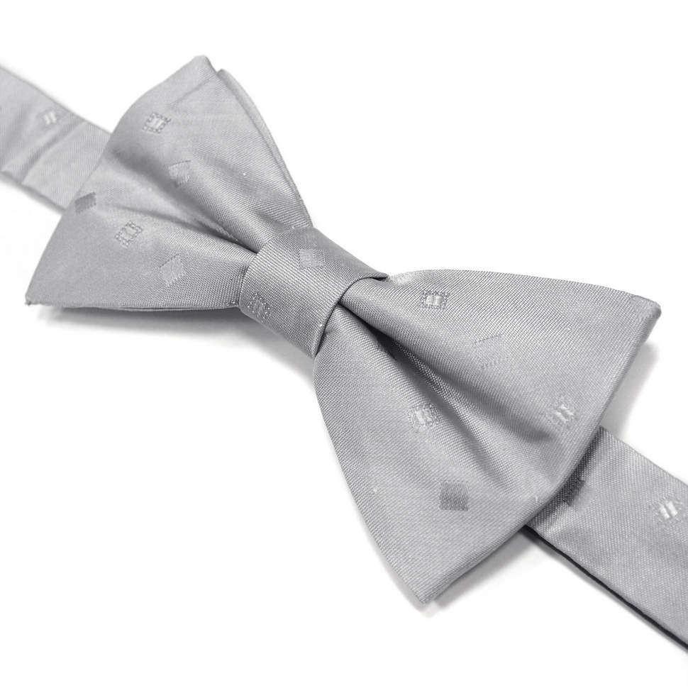 Светлый нарядный галстук-бабочка Laura Biagiotti