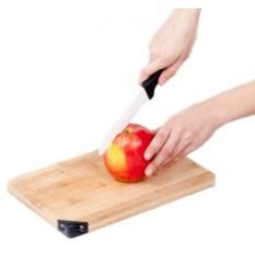 Разделочная доска со встроенной ножеточкой Taidea