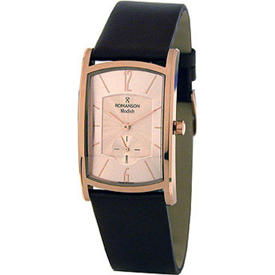 Мужские наручные часы Romanson Modish DL4108SMR(RG)