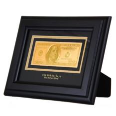 Подарочное панно 100 USD