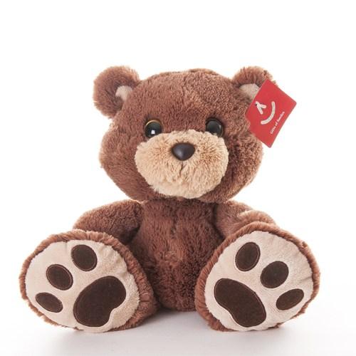 Мягкая игрушка Aurora Медведь-Большие лапки