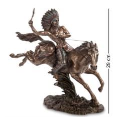 Статуэтка Индеец на коне