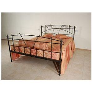 Кованая кровать «Бамбук»