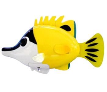 Желтая рыбка робот «Ангел»