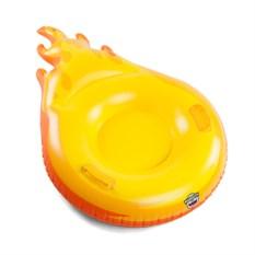 Надувной тюбинг Flaming Fireball