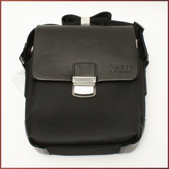 Мужская сумка Solo Soprani