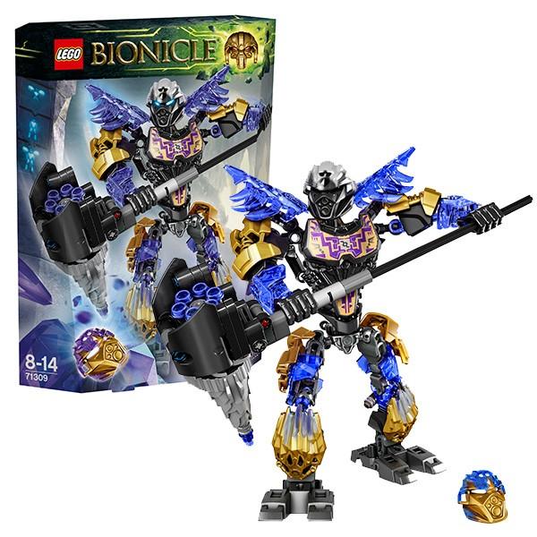Конструктор Онуа - Объединитель Земли Lego Bionicle