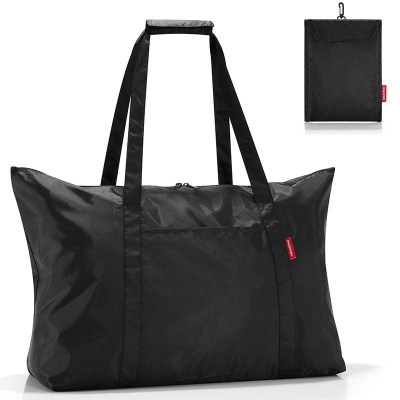 Складная дорожная сумка Mini maxi black