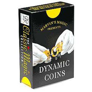 Фокус «Динамические монеты»