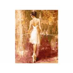 Картины по номерам «Балерина»
