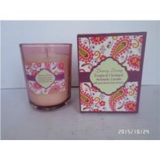 Ароматическая свеча Тропическая орхидея