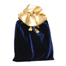 Мешок для упаковки подарка Ультрамарин