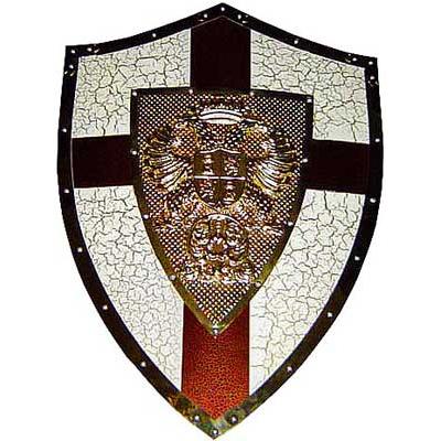 Панно «Рыцарский щит с Орлом»