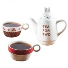 Чайный набор Зайка моя N3