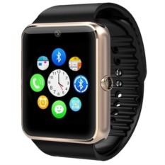 Золотистые умные часы Smart Watch GT08