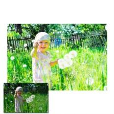 Цифровая обработка фото под акварель